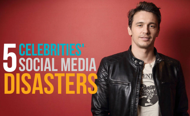 5 Celebrity Social Media Disasters & How to Avoid Them