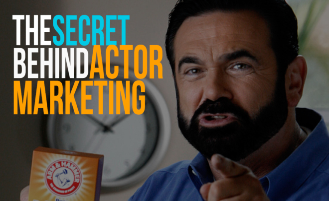 The Secret Behind Actor Marketing