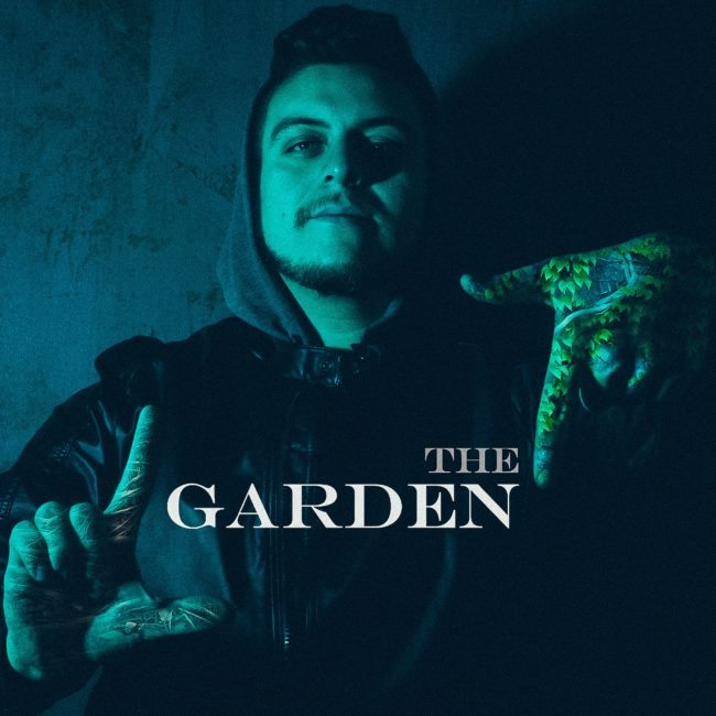 The Garden Album Cover Art by Top Los Angeles Music Photographer Michael Roud