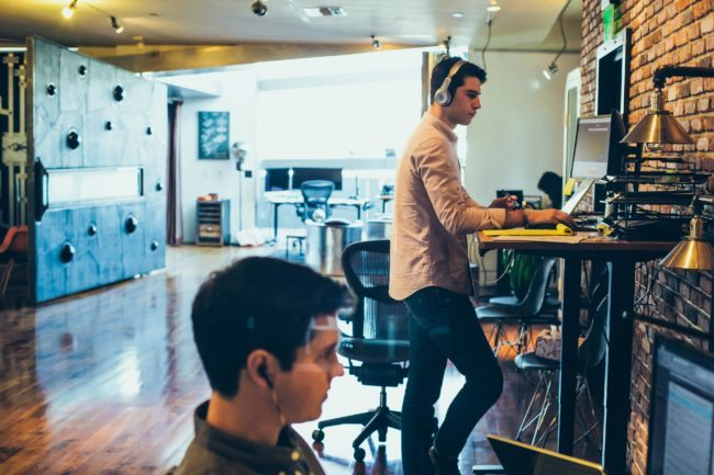 Edgy LA Business Commercial Photographer