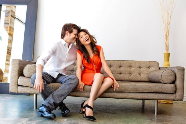 Happy Couple Lifestyle Photography by Michael Roud, Los Angeles