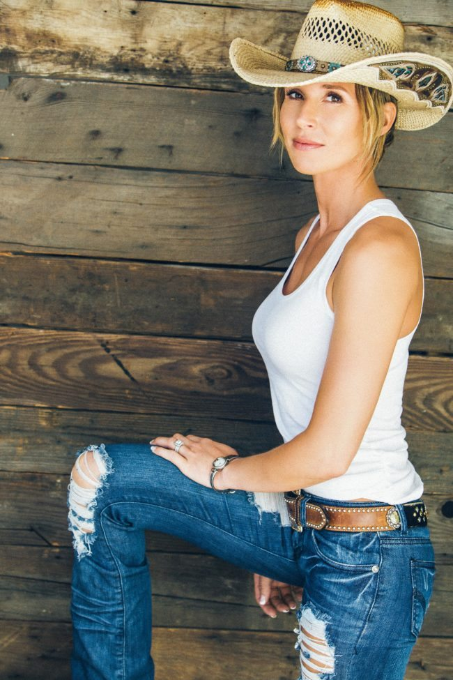 Rustic Country Style Lifestyle Headshot in Los Angeles
