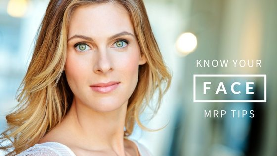 Know Your Face for Your Headshot Photo Shoot