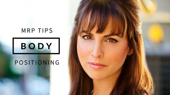 Body Positioning Tips for Headshots