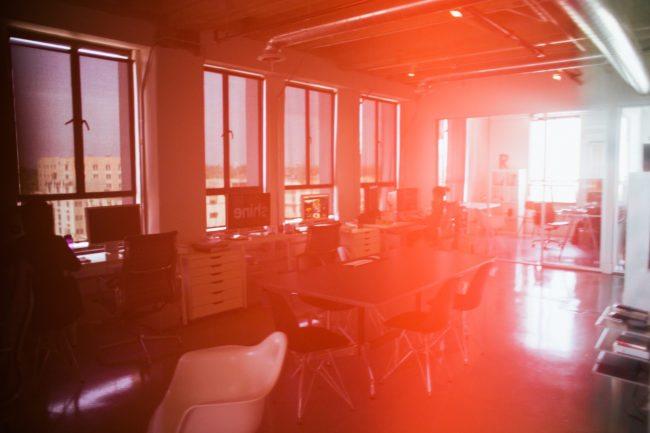 Custom Corporate Photograph of Shine Studios