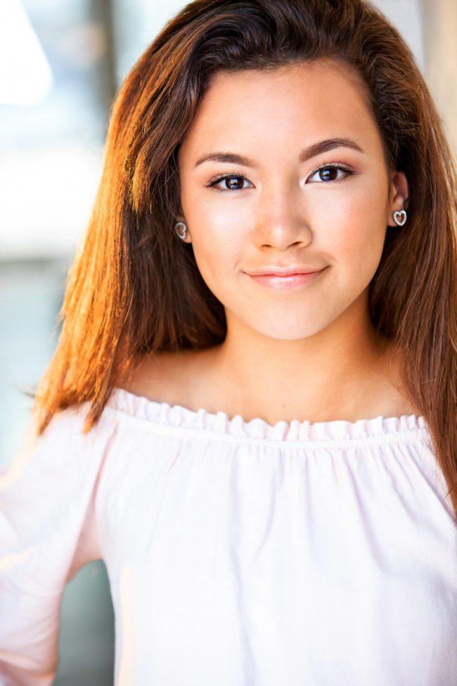 Diverse Young Actress Portfolio Photograph by Chris Wood