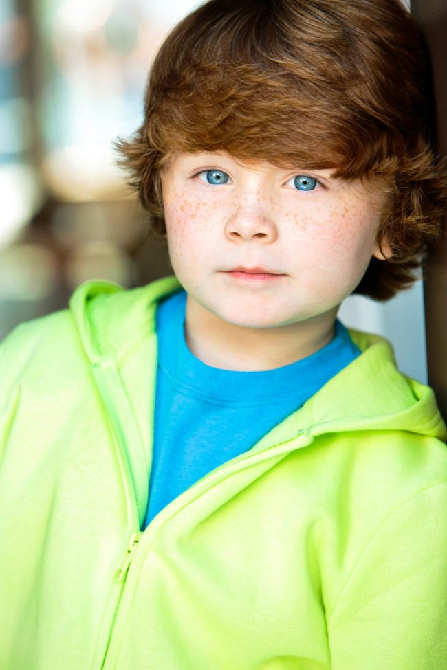 Top Photographer for Child Headshots in LA photographs Will Jennings
