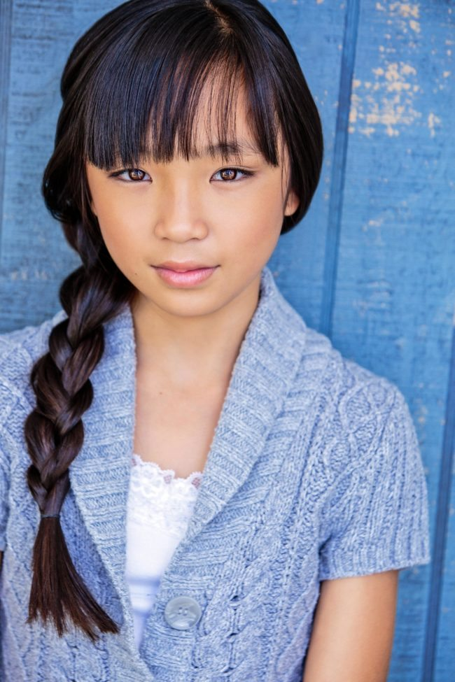 LA Childrens Headshot by Michael Roud