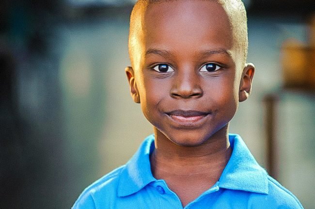 Children's Acting Headshot Photograph in LA