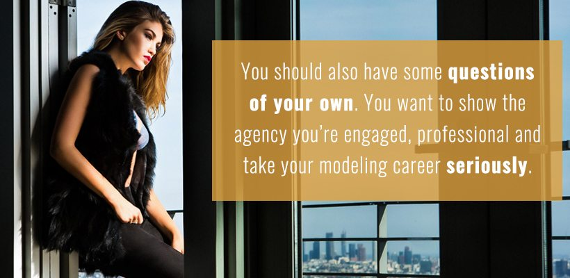 Serious Questions to Ask Your Modeling Agency Before Signing