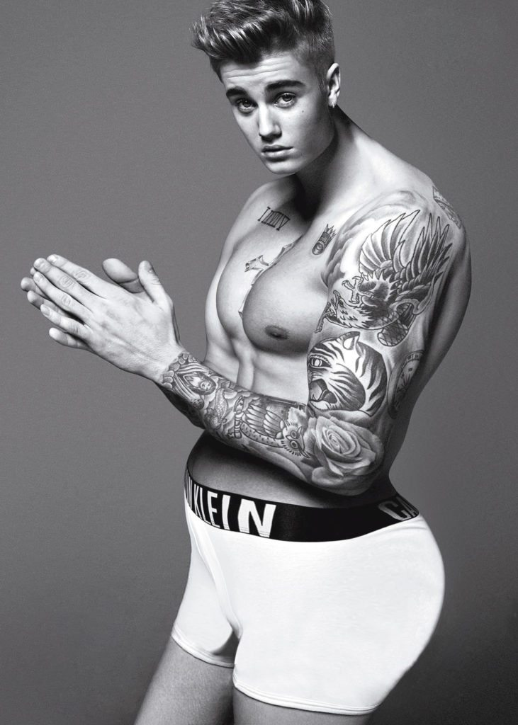 Justin Bieber Scandal Picture